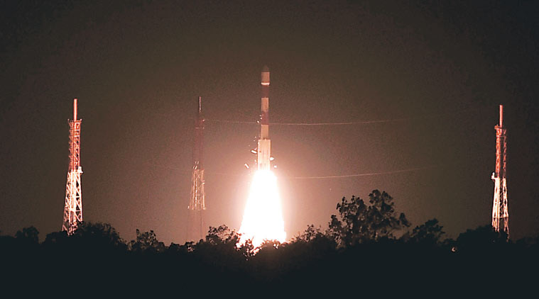 ISRO launched heaviest commercial mission with five British satellites into space